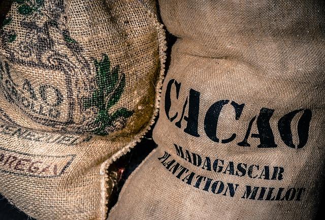 Мешок какао
