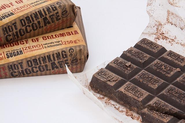 Плитка какао