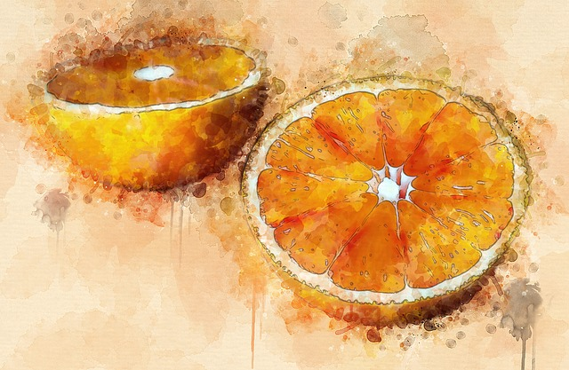 Масло сладкого апельсина для лица